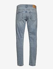 Selected Homme - SLHSLIMTAPE-TOBY 3020 LBLU ST JNS W - slim jeans - light blue denim - 1