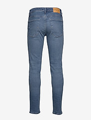 Selected Homme - SLHSLIM-LEON 6211 LBLUE SU-ST JNS W NOOS - slim jeans - light blue denim - 1
