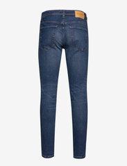 Selected Homme - SLHSLIM-LEON 6212 MB SUPER ST JNS J NOOS - slim jeans - medium blue denim - 1