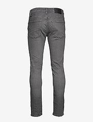 Selected Homme - SLHSLIM-LEON 6213 MGR SU-ST JEANS W NOOS - slim jeans - grey denim - 1