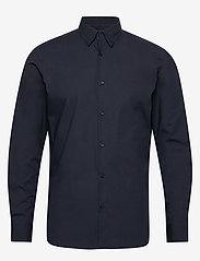 Selected Homme - SLHSLIMMICHIGAN SHIRT LS B NOOS - basic skjorter - navy blazer - 0
