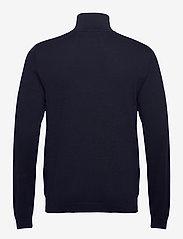 Selected Homme - SLHBERG HALF ZIP CARDIGAN  - half zip - navy blazer - 1