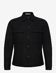 Selected Homme - SLHREG-KANE BLZ B - wool jackets - black - 0