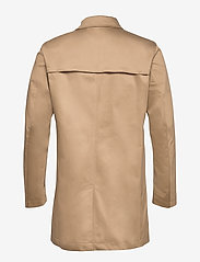 Selected Homme - SLHNEW TIMELESS COAT - manteaux legères - petrified oak - 1