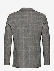 Selected Homme - SLHSLIM-DEVIN BLZ B - single breasted blazers - grey - 1