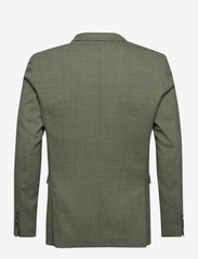 Selected Homme - SLHSLIM-OASIS LIGHT GREENLZ - single breasted blazers - shadow - 1