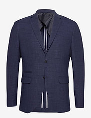 Selected Homme - SLHSLIM-OASISLUELZ - single breasted blazers - estate blue - 0