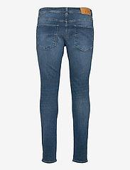 Selected Homme - SLHSLIM-LEON 6266 M.B SU-ST JEANS U - skinny jeans - medium blue denim - 1