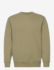 Selected Homme - SLHJASON340 CREW NECK SWEAT S - sweats - aloe - 0