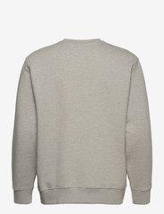 Selected Homme - SLHJASON340 CREW NECK SWEAT S - sweats - light grey melange - 1