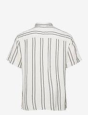 Selected Homme - SLHRELAXBELORG SHIRT SS G - geruite overhemden - bright white - 1