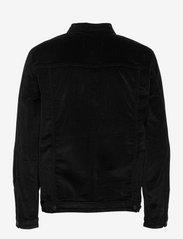 Selected Homme - SLHJEPPE CORDUROY JACKET M - spijkerjassen - black - 1
