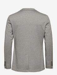 Selected Homme - SLHSLIM-RAFFLZ - blazers met enkele rij knopen - light grey melange - 1