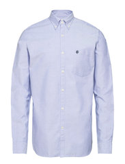 Collect shirt ls r  NOOS H - LIGHT BLUE