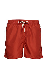 SLHCLASSIC COLOUR SWIMSHORTS W - RIO RED