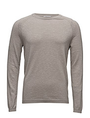 SHDTRISTAN CREW NECK - DOVE
