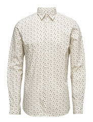 SHHTWOFLOWER SHIRT LS - SEEDPEARL