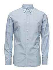 ABONEPRINT SHIRT LS - SKYWAY