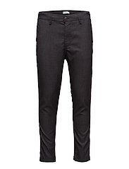 SHDKAY BLACK TAPERED ST TROUSER - BLACK
