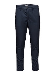 SHDKAY NAVY TAPERED ST TROUSER - NAVY BLAZER