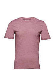 SLHTHEPERFECT MEL SS O-NECK TEE B NOOS - RIO RED