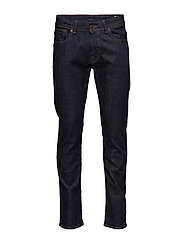 SHNSTRAIGHT-SCOTT 1002 RINSE ST JNS NOOS - DARK BLUE DENIM