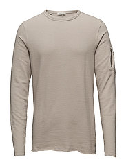 SHNDANIEL CREW NECK SWEAT - DOVE