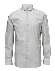 SHDTWOSEL-RAL SHIRT LS - BRIGHT WHITE