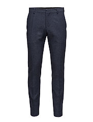 SHDONE-MYLO IVER DARK BLUE TROUSER - DARK BLUE