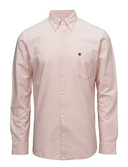 SLHREGCOLLECT SHIRT LS W STS - CORAL BLUSH
