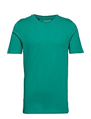 SHDTHEPERFECT SS O-NECK TEE - PEPPER GREEN