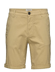 SLHSTRAIGHT-PARIS COCOON ST SHORTS W - COCOON