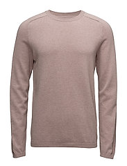 SHDNATAN CREW NECK - SHADOW GRAY