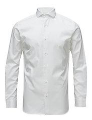 SLHSLIMSEL-PELLE SHIRT LS B NOOS - BRIGHT WHITE