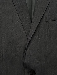 Selected Homme - SLHSLIM-MYLOBILL GREY BLZ B - single breasted blazers - grey - 2