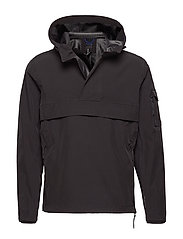 SLHANORAK TECH JACKET B - BLACK