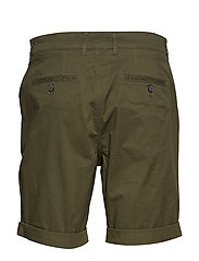 Selected Homme - SLHSTRAIGHT-PARIS SHORTS W NOOS - spodenki chinos - deep depths - 1