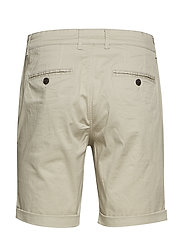 Selected Homme - SLHSTRAIGHT-PARIS SHORTS W NOOS - spodenki chinos - moonstruck - 1