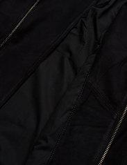 Selected Homme - SLH B-02 BIKER SUEDE JKT W - lederjacken - black - 5