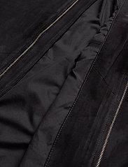 Selected Homme - SLH C-01 CLASSIC SUEDE JACKET W - nahkatakit - black - 4
