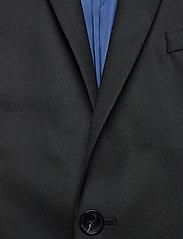 Selected Homme - SLHSLIM-MYLOSTATE FLEX BLACK BLZ B - single breasted blazers - black - 2