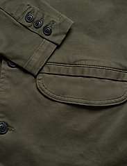 Selected Homme - SLHJAKE JACKET W - podstawowe koszulki - beetle - 3