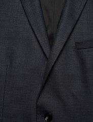 Selected Homme - SLHSLIM-MYLOSTATE FLEX BL STR BLZ B NOOS - marynarki jednorzędowe - dark blue - 3