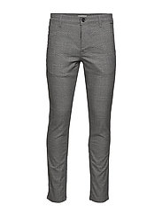 SLHSLIM-STORM FLEX SMART PANTS W NOOS - GREY
