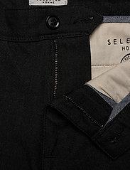 Selected Homme - SLHSLIM-STORM FLEX SMART PANTS W NOOS - suitbukser - grey - 3