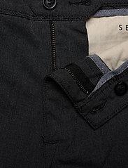 Selected Homme - SLHSLIM-STORM FLEX SMART PANTS W NOOS - suitbukser - grey melange - 3