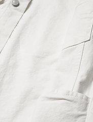 Selected Homme - SLHJEPPE 6221 OP WHITE ST DENIM JACKET W - denim jackets - white denim - 5
