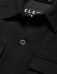 Selected Homme - SLHREG-KANE BLZ B - wool jackets - black - 2