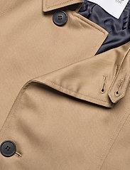Selected Homme - SLHNEW TIMELESS COAT - manteaux legères - petrified oak - 2