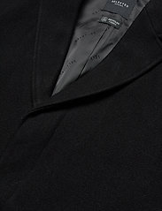 Selected Homme - SLHHAGEN  WOOL COAT B - wollen mantels - black - 2
